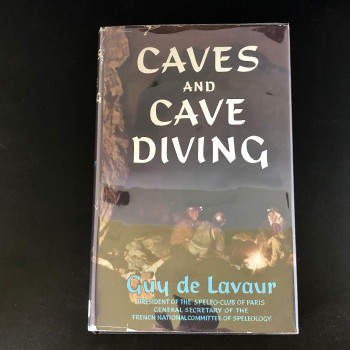 Caves and Cave Diving - Product Image