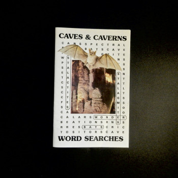Caves and Caverns Word Searches - Product Image