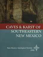 Caves and Karst of Southeastern New Mexico - Product Image