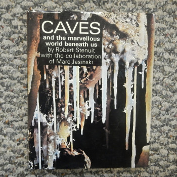 Caves and the Marvelous World beneath us  - Product Image