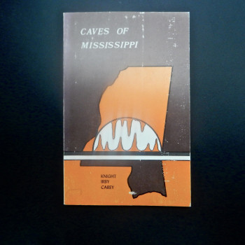 Caves of Mississippi - OUT OF STOCK - Product Image