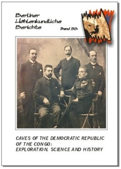 Caves of the Democratic Republic of Congo: exploration, science and history.BHB Volume 53 - Product Image