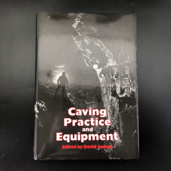 Caving Practice and Equipment - Product Image