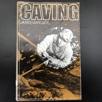 Caving by Jame Lovelock - Product Image