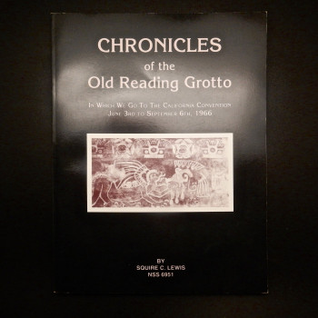 Chronicles of the Old Reading Grotto; In Which we go to the California convention ...1966 - Product Image