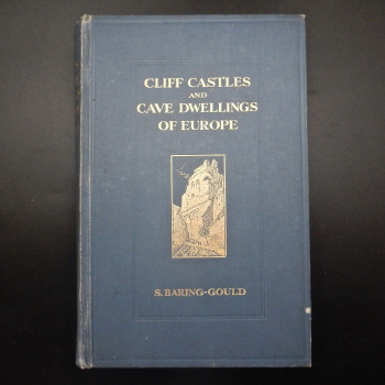Cliff Castles and Cave Dwellings of Europe - Product Image
