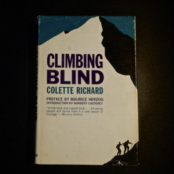 Climbing Blind by Colette Richard - Product Image
