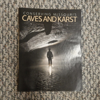 Conserving Missouri's Caves and Karst - Product Image