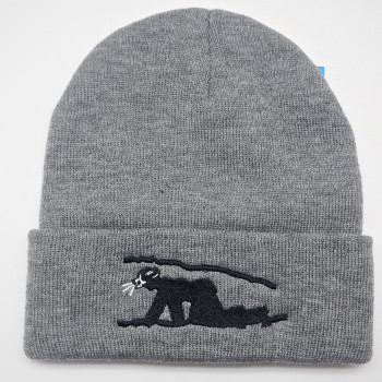 Crawling Caver Beanie Style Knit Cap - Product Image