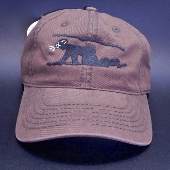 Crawling Caver Embroidered Cap - Product Image