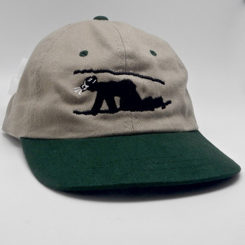 Crawling Caver Embroidered Two Tone Cap - Product Image