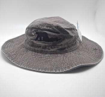 Crawling Caver Washed Stone Aussie Hat - Product Image