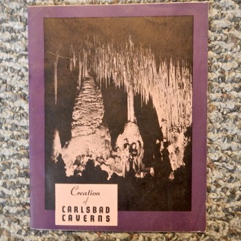 Creation Of Carlsbad Caverns - Product Image