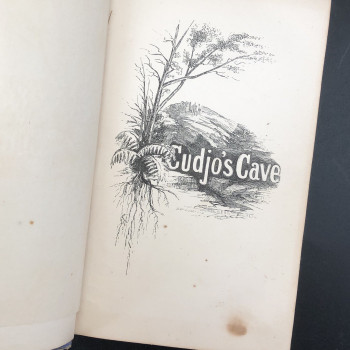 Cudjo's Cave - Product Image