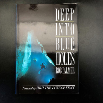 Deep into Blue Holes: The Story of the Andros Project - Product Image