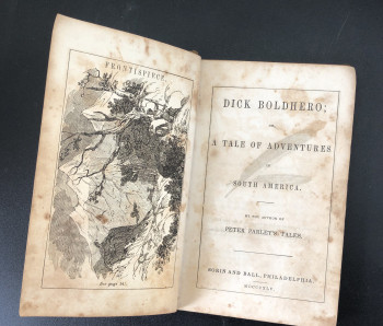 Dick Boldhero or A Tale of Adventures in South America - Product Image