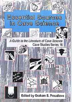 Essential Sources in Cave Science - Product Image