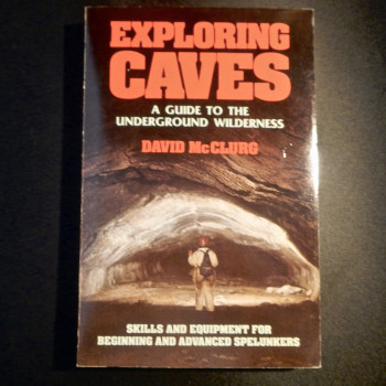 Exploring Caves by David Mcclurg - Product Image