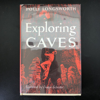 Exploring Caves by Polly Longsworth - Product Image