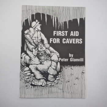 First Aid for Cavers - Product Image
