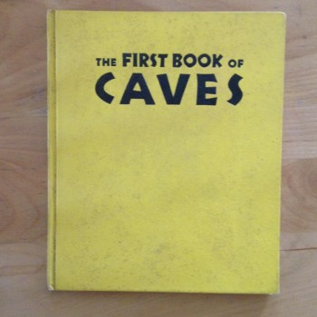First Book Of Caves - Product Image