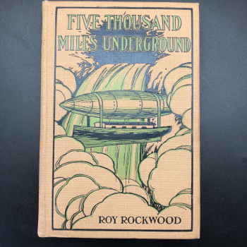 Five Thousand Miles underground or the Mystery of the Centre of the Earth (1930) - Product Image
