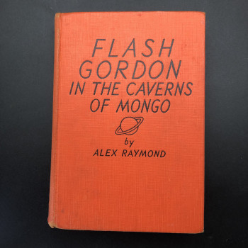 Flash Gordon in the Caverns of Mongo - Product Image