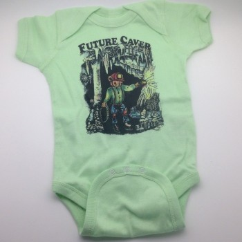 Future Caver Infant Creeper - Product Image