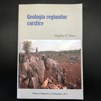 Geologia Regiunilor Carstice:Geology of Karst Terrains - Product Image