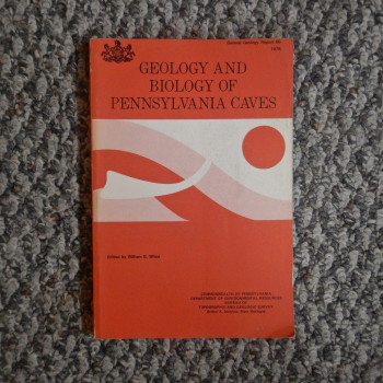 Geology And Biology Of Pennsylvania Caves - Product Image