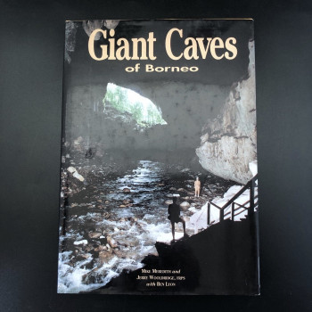 Giant Caves Of Borneo - Product Image