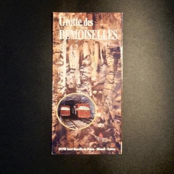 Grotte Des Demoiselle brochure - Product Image