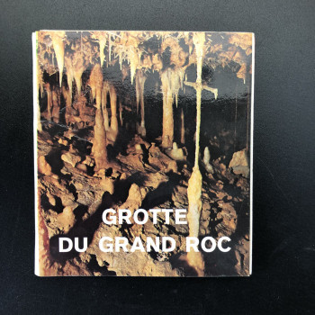 Grotte Du Grand Roc, souvenir folder - Product Image