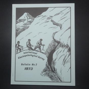 International Glaciospeleological Survey Bulletin No. 2 - Product Image