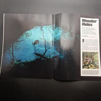 International Wildlife, January 1990, Wonder Holes - Product Image