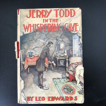 Jerry Todd in the Whispering Cave - Product Image