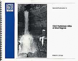 Karst Hydrology Atlas of West Virginia Special Publication 4 - Product Image