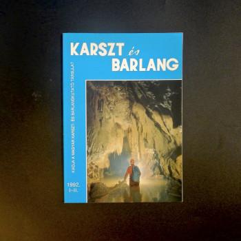 Karszt es Barlang, 1992 - Product Image