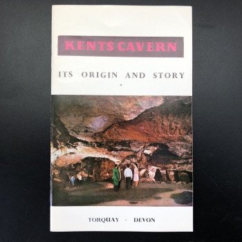 Kents Cavern Its origin and Story - Product Image