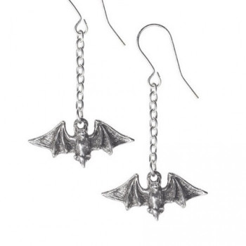 Kiss The Night Bat Earrings And Pendants - Product Image