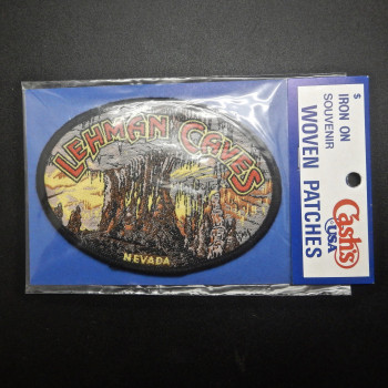 Lehman Caves Patch - Product Image