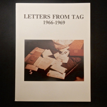 Letters From TAG, 1966-1969, First printing SOLD - Product Image