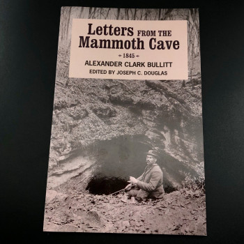 Letters from The Mammoth Cave 1845 - Product Image