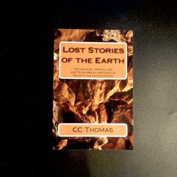 Lost Stories of the Earth by CC Thomas (inscribed) - Product Image