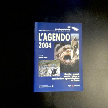 L'Agendo 2004, Societa Speleologica Italiana - Product Image
