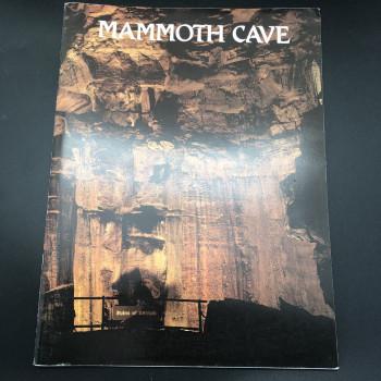 Mammoth Cave 1985, pb, by John J. Wagoner - Product Image