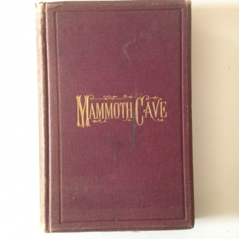Mammoth Cave; An Historical and Descriptive Narrative of the Mammoth Cave of Kentucky (copy1) - Product Image