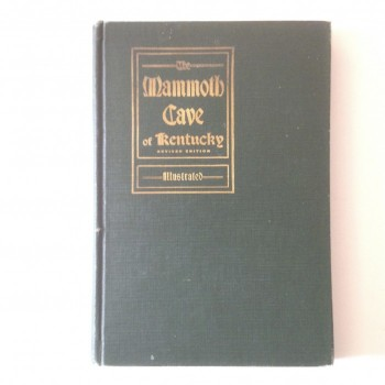 Mammoth Cave of Kentucky (Hovey #1) - Product Image