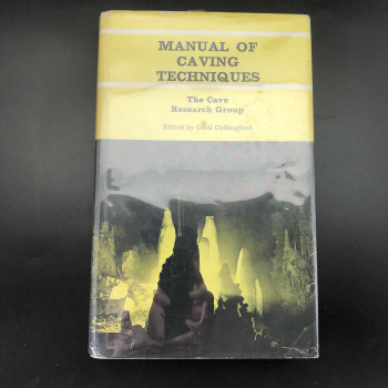 Manual of Caving Techniques - Product Image