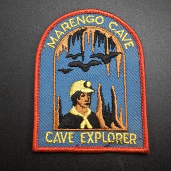 Marengo Cave Explorer Patch  - Product Image